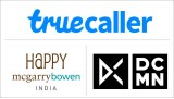Truecaller selects Happy mcgarrybowen and DCMN as communication partners in India
